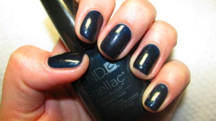 Three divine Shellac colours to consider for your winter nails