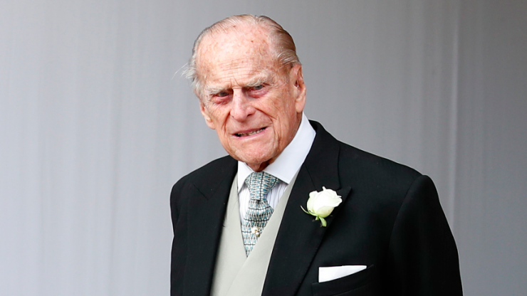 This pic of Prince Philip before he married Queen Elizabeth proves he was a total fox