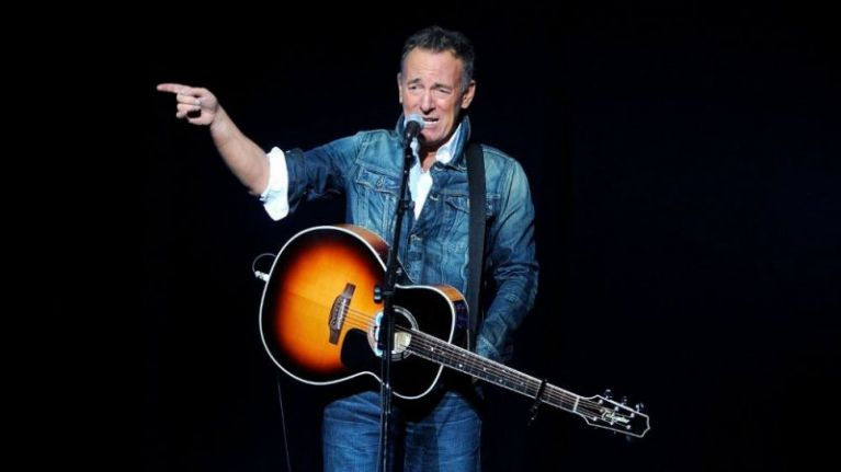 Netflix is releasing a Bruce Springsteen special and it actually looks class