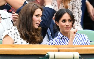 This is what Kate Middleton has to say about those Meghan Markle feud rumours