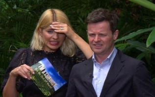 This is how early Holly and Dec have to get up to film I'm A Celeb and feck that