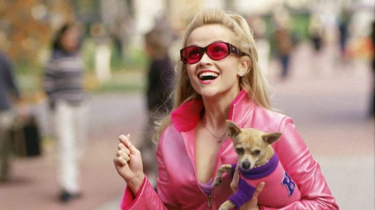 Legally Blonde cast are reuniting tonight for the first time in 20 years and we can all watch!