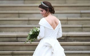 Princess Eugenie just shared an unseen photo of her wedding and it's STUNNING