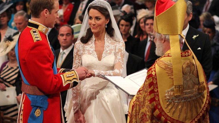 kate middleton ignored this royal tradition on her wedding and it