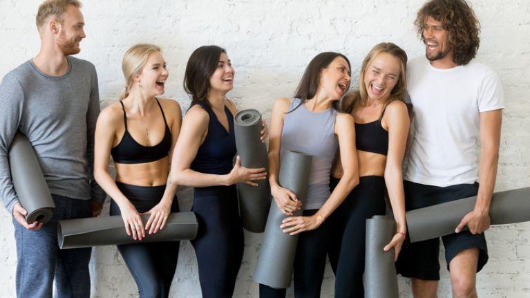 There's a workout and brunch morning happening that's perfect for you and your mates
