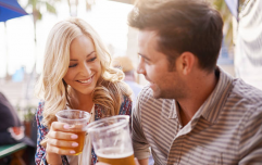 If you go out drinking with your other half, it can have some great side effects