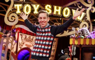 Ryan Tubridy just revealed the official date for the Late Late TOY SHOW 2019