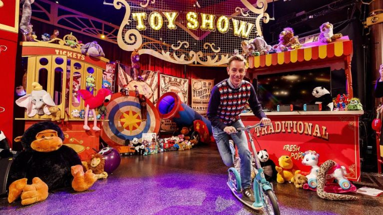 Ryan Tubridy reveals more details about the Late Late Toy Show 2019 and we can't wait