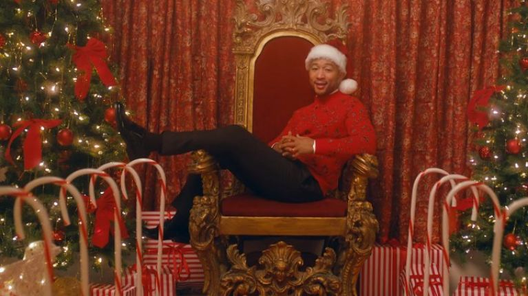 John Legend has covered a classic Christmas song and it's stunning