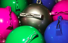 M.A.C Cosmetics just revealed special edition Christmas baubles, and we need them ALL