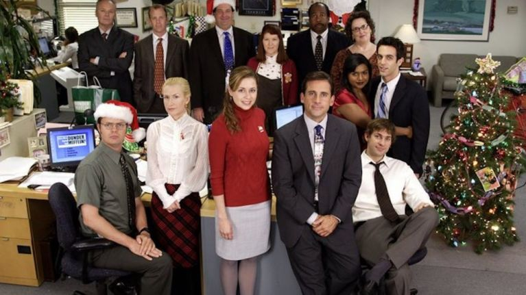 People think this photo of The Office cast means a reunion is on the way