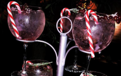 This bar in Dublin is now doing a GIN Christmas tree and we'll be there ASAP