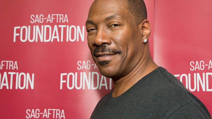 Eddie Murphy just became a dad for the tenth time and chose the sweetest name