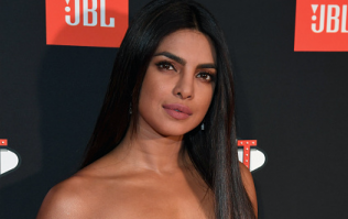 Priyanka Chopra shares glimpse of her white wedding gown - and we're not mad about it