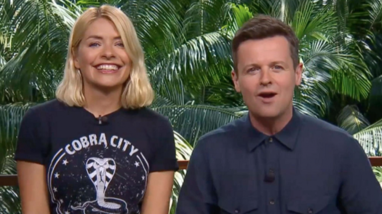 I'm A Celeb viewers are all saying the same thing about Holly Willoughby's outfit tonight