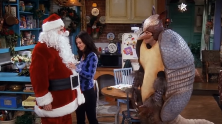 Here are the best 'Friends' Christmas episodes you need to watch on Netflix tonight