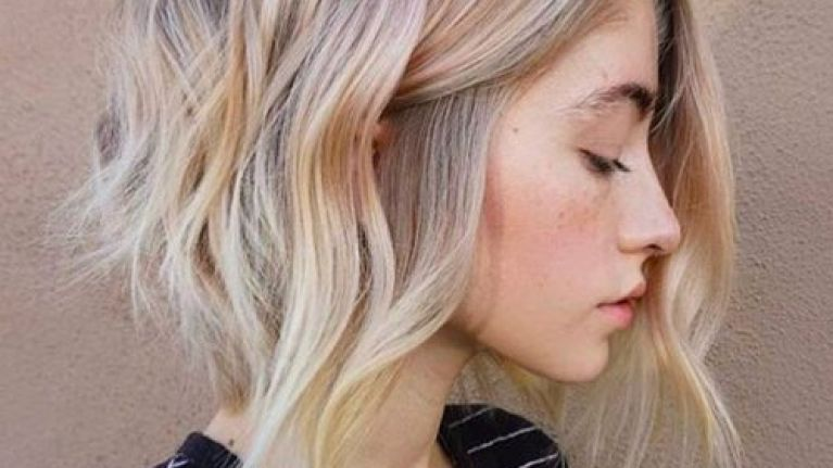 Why dry shampoo might not be working on your thick hair
