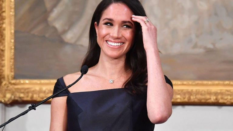 Meghan Markle just told the most EMBARRASSING story about a handbag, and we're cringing