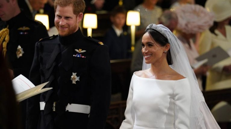 Markle Wedding Dress.Apparently This Is The Reason Why Meghan Markle S Wedding Dress Didn
