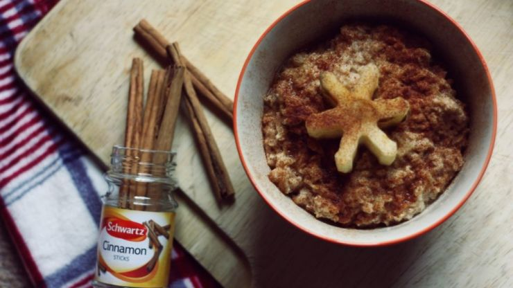 3 absolutely DELISH porridge recipes to kick start a healthy new year