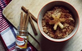 3 absolutely DELISH porridge recipes to kick start a healthy new year