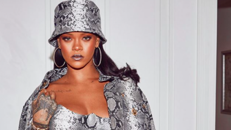 Rihanna hires lookalike models for the most EXTRA reason and we kinda love it