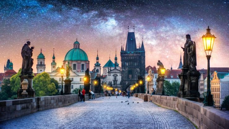 7 bits you need to do when you visit Prague on your next city break