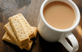Drinking tea apparently extends your life expectancy, so we'll have another cup please