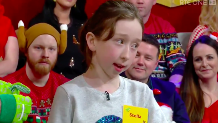 The Toy Show's Stella and her love of gardening was an incredibly wholesome bit of telly