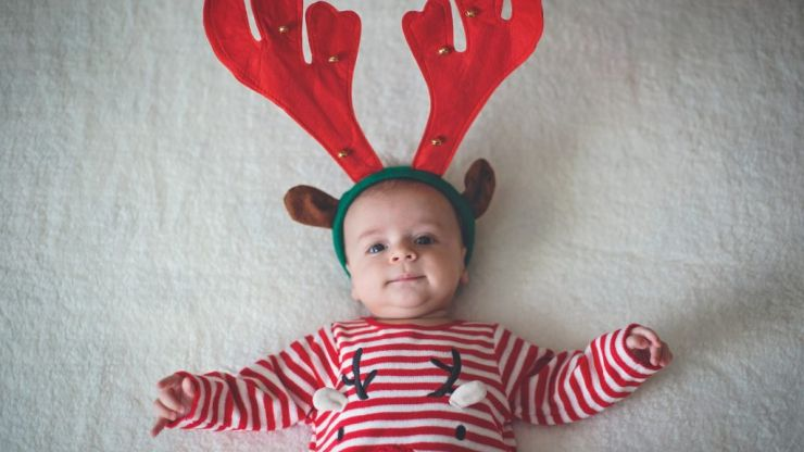 These are the 26 most popular Christmas-themed baby names
