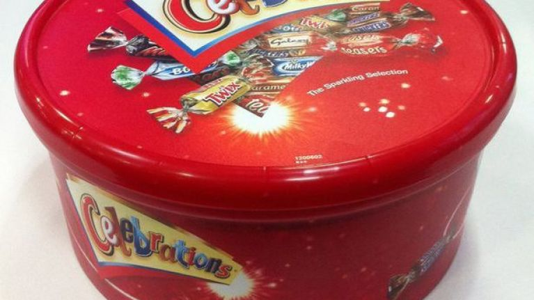 People are absolutely SNAPPING over the first door of the Celebrations advent calendar