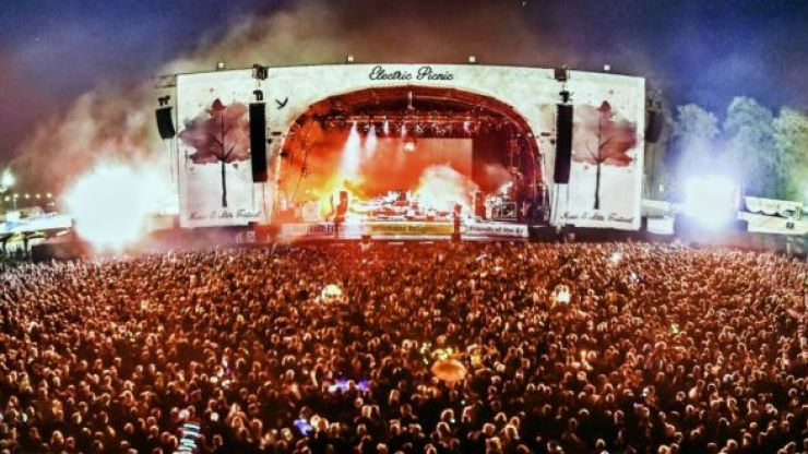 Tickets to Electric Picnic 2019 have completely sold out