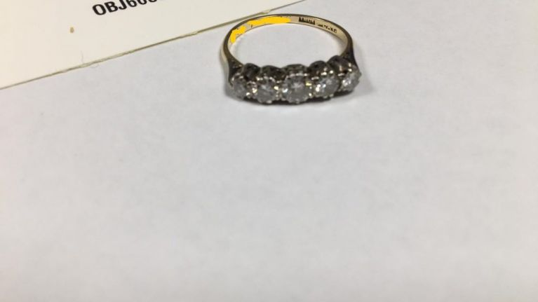 Cork gardai launch appeal to reunite missing wedding ring with its owner