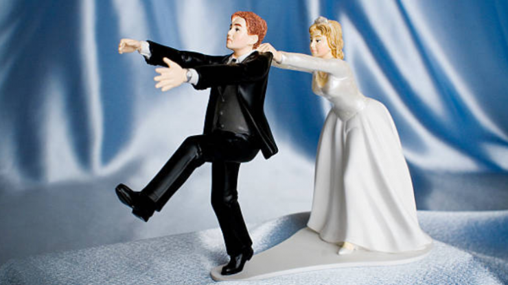 3 stories of people objecting at weddings to make your hangover better