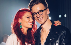 Joe Sugg CONFIRMS his relationship with Strictly partner Dianne Buswell in a cute snap