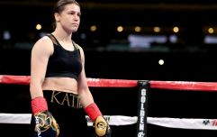 Katie Taylor successfully defends both titles against Eva Wahlstrom