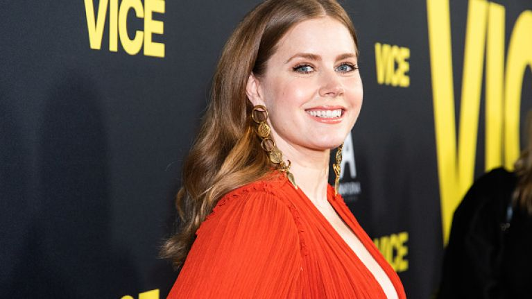 Amy Adams became 'the first woman in history' to snub Brad Pitt for a pretty hilarious reason