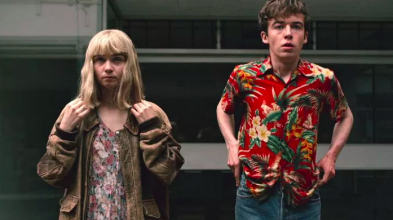 Netflix announce new show from the creator of The End Of The F**cking World