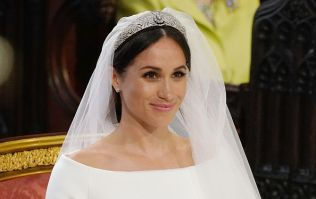 A photo of Meghan Markle had to be removed from Instagram last week