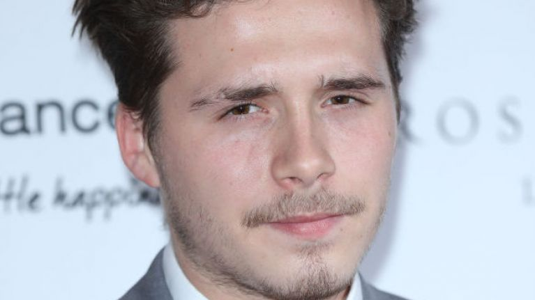 Brooklyn Beckham just went Instagram official with his new girlfriend