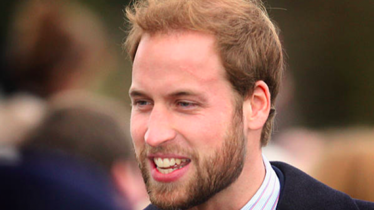 10 images which truly capture the importance of Prince William's 2008 beard