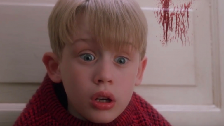 Did you ever look VERY closely at the Home Alone house? Because fans are freaking out