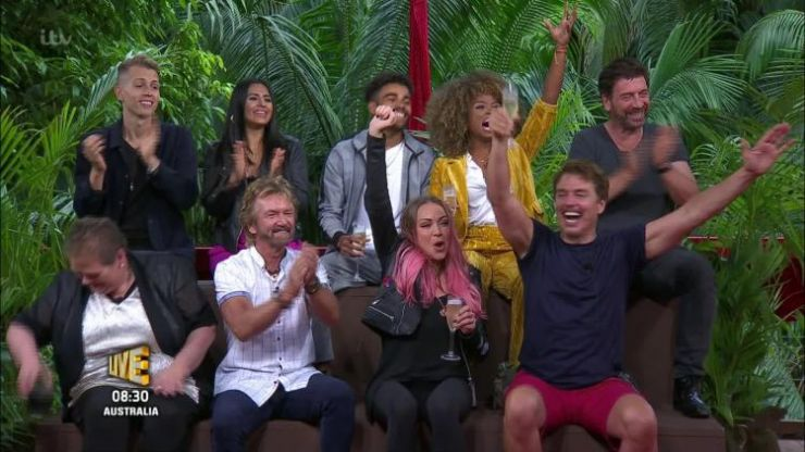 These tweets sum up how we ALL felt about the I'm A Celeb winner