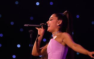 Ariana Grande and her granny did something pretty wild to celebrate her latest award