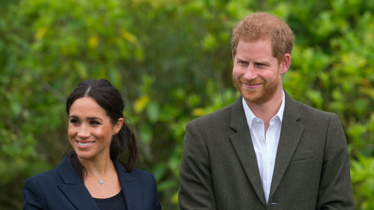 People think that this change in Meghan Markle reveals that she is expecting twins