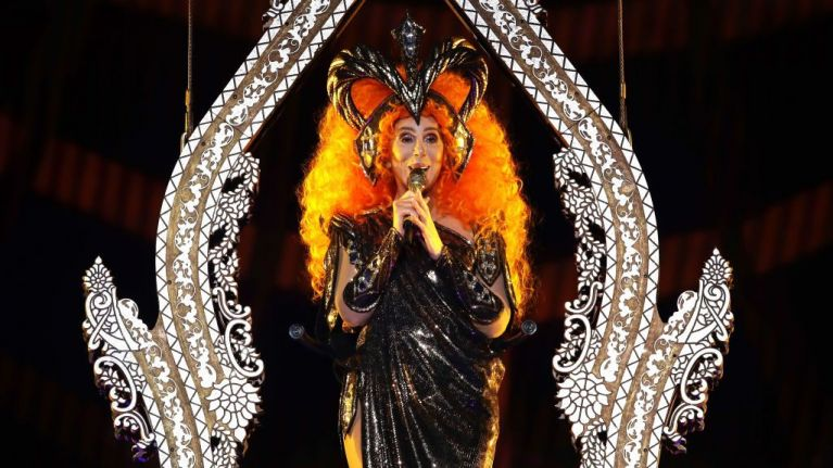 Stop everything because Cher just announced a massive Irish gig