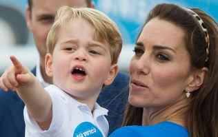 This throwback story about Kate Middleton and Prince George is melting our hearts