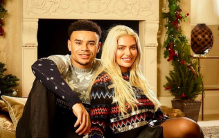 First pictures from the Love Island Christmas special show a VERY tense atmosphere