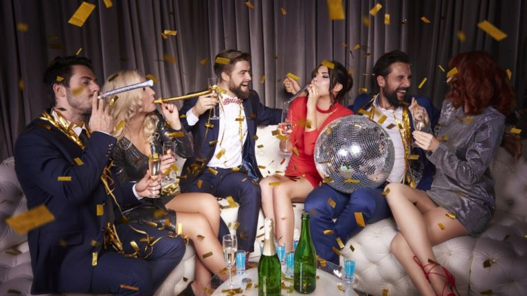 NoLIta is hosting a wild NYE party and we've 2 tickets to give away!