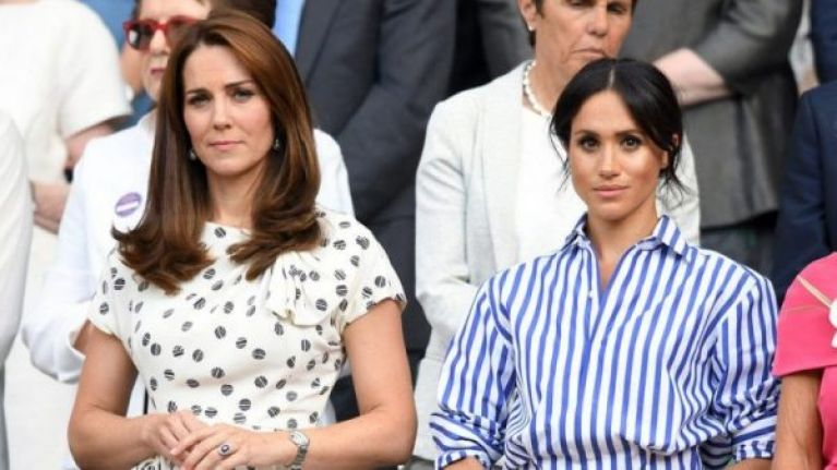 A royal insider has revealed the truth behind Meghan and Kate's rumoured feud